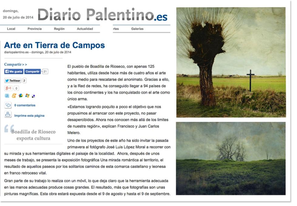 Diario palentino Baja