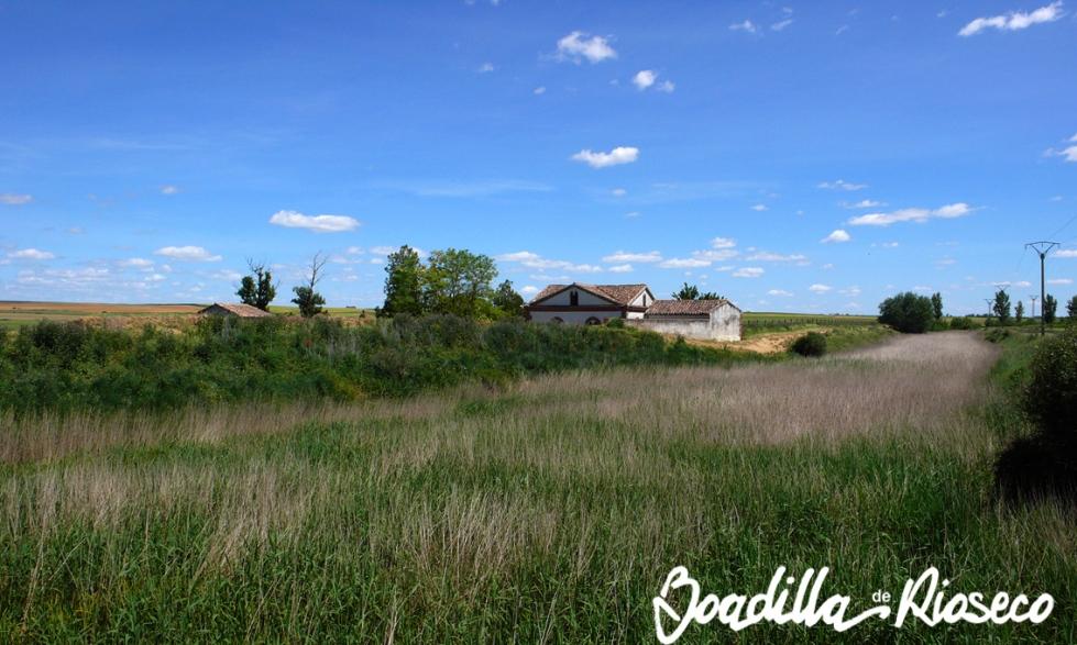 El sequillo y la casa de la huerta